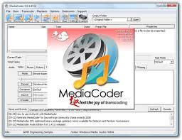 MediaCoder 0.8.55 Crack