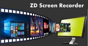 ZD Soft Screen Recorder v11.1.13 Crack
