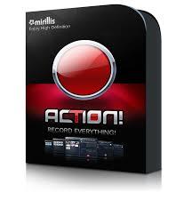 Mirillis Action! 3.4.0 Crack