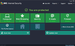 AVG Internet Security 2019 Crack