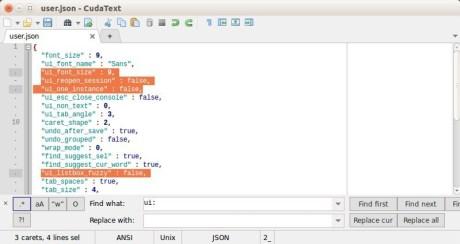 CudaText 1.81.0.0 (64-bit) Crack