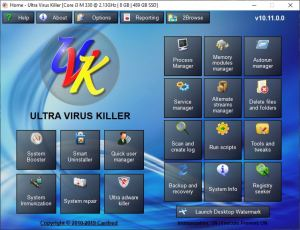 UVK Ultra Virus Killer 10.11.5.0 Crack