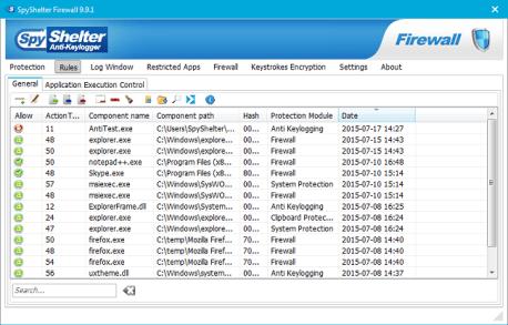 SpyShelter Anti-Keylogger Premium 11.8 Crack