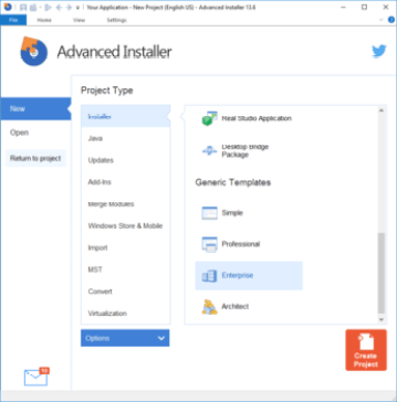 Advanced Installer Architect 17.1.2 Professional Crack Free Download