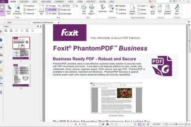 Foxit PhantomPDF Business 10.0.0.35798 Crack Download