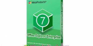 Offline Explorer Enterprise 7.7.4648 Crack Serial Key Download