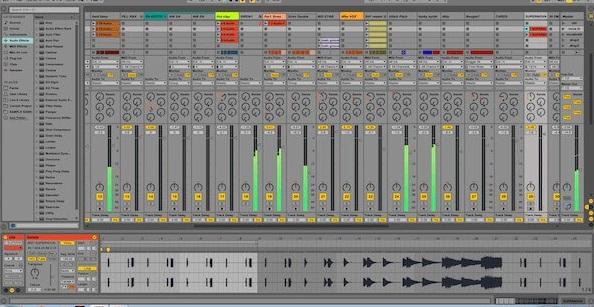 Ableton Live Suite Crack Full Keygen Download