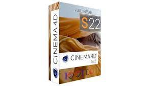 Maxon CINEMA 4D Studio S22.116 Full Crack Download 2021