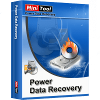 MiniTool Power Data Recovery Crack 2021 Full Free Download