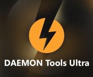 DAEMON Tools Ultra 5.8.0.1409 Full Crack Download