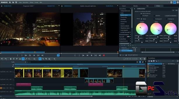 MAGIX Video Pro X12 v18.0.1.80 Full Version Crack Free Download