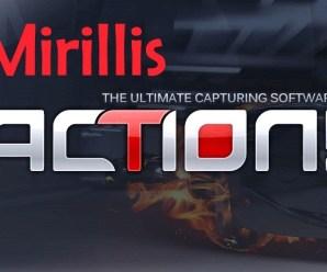 Mirillis Action! 4.10.0 Full Crack Free Download