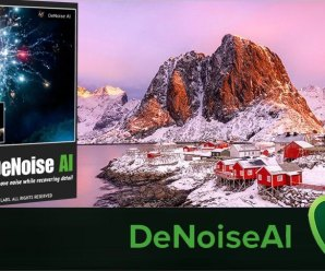 Topaz DeNoise AI 2.2.5 Full Crack + License Key Free Download