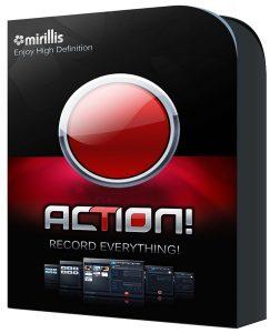 Mirillis Action 4.10.5 Full Version Crack Download