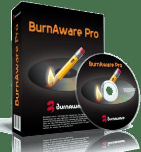 BurnAware Professional Crack Free Download