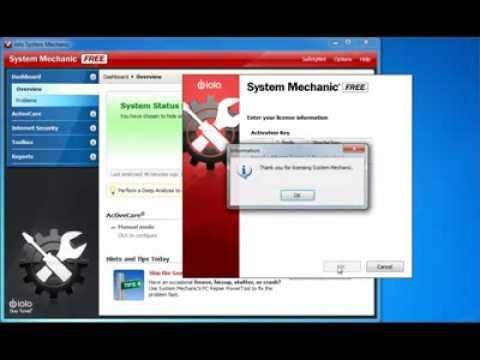 System Mechanic Pro 20.5.1.109 Full Version Crack Activation Key Download