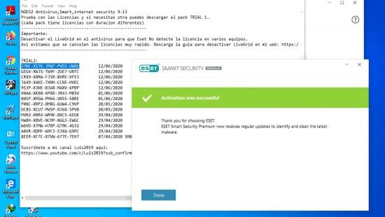 ESET Internet Security 13.2.18.0 Full Crack Key Download