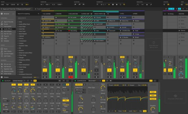Ableton Live Suite 10.1.25 Crack With Product Key Latest Download