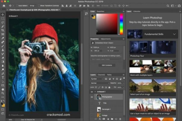 Adobe-Photoshop-2021-Crack With Patch Download