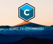 Boris FX Continuum Complete v14.0.0.488 Crack Free Download
