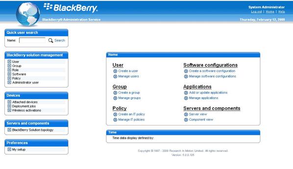 BlackBerry Enterprise Server (BES) - What Is It?   CrackBerry