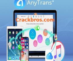 AnyTrans 8.7.0 Crack + Activation Key Free [Win/Mac] Download