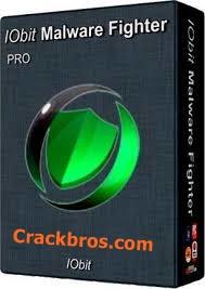 IObit Malware Fighter Pro 8 Crack + Serial Key Full Download