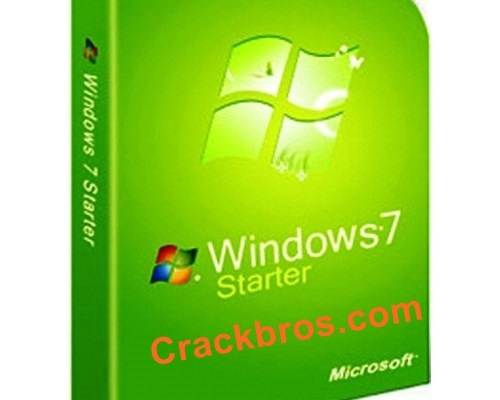 Windows 7 Starter Product Key 2020 Crack + Free Update
