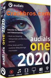 Audials One 2020.2.31.0 Crack + License Key Full Free Download