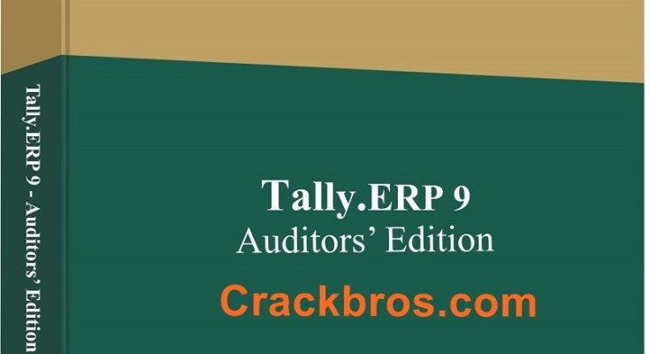 Tally ERP 9 Crack Full Version With Serial Key Download [6.5.4]