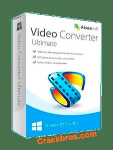 Aiseesoft Video Converter Ultimate 10.0.18 Crack + Keygen Free 2020