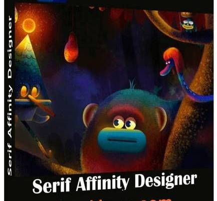 Serif Affinity Designer v1.7.3.481 Crack Full Version With Serial Key Download