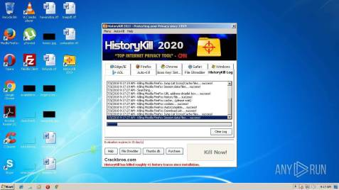 TrustSoft HistoryKill 2020 Crack With License Key Free Download
