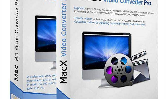 MacX Video Converter Pro 6.4.5 Crack + License Key Download