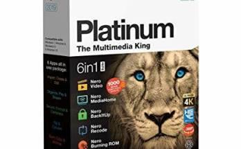 Nero Platinum 2020 Crack Plus License Key Download Free