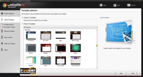 WebSite X5 free download