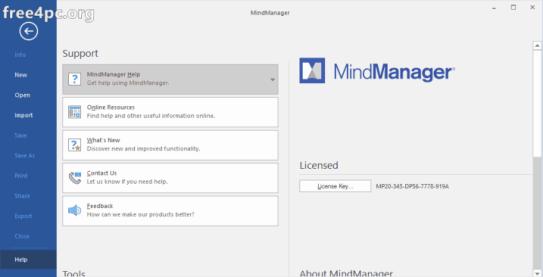 Mindjet Mindmanager 2020 Patch