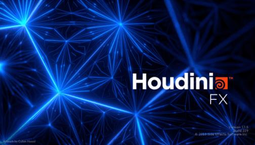 SideFX Houdini FX 18.0.348 (x64) Full Crack lattest version