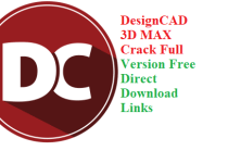 DesignCAD 3D MAX 20.1.2020 Crack Full Version