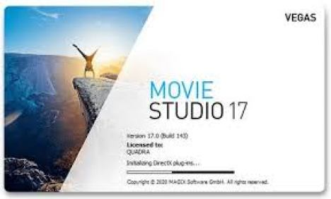 VEGAS Movie Studio Platinum 17.0 Build 204 Crack Full Version