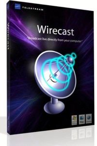 Wirecast Pro Crack With Serial Key