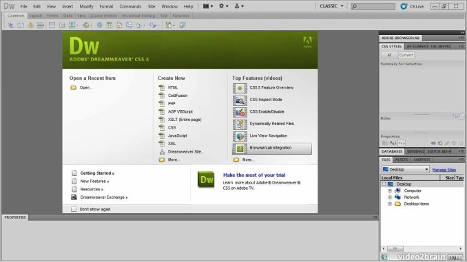 Adobe Dreamweaver CS5 Crack Full Version