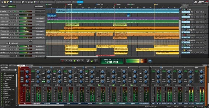 Acoustica Mixcraft Pro Studio Crack Full Version With License Key