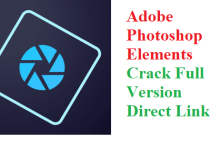 Adobe Photoshop Elements 2020.1 Crack Full Version