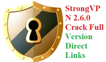 StrongVPN 2.6.0 Crack Full Version
