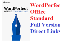 WordPerfect Office Standard Crack