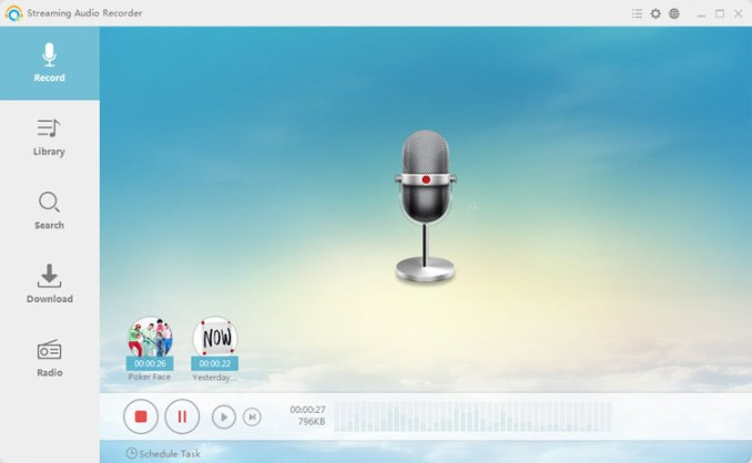 Streaming Audio Recorder 4 Crack Full Version