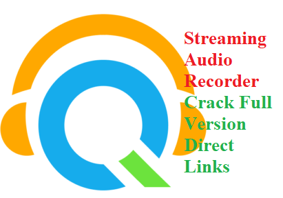 Streaming Audio Recorder 4.3.5.1 Crack Full Version