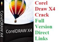 Corel Draw X4 Crack With Keygen Free Download
