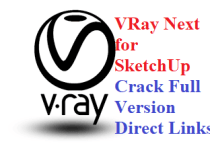 VRay Next for SketchUp Crack
